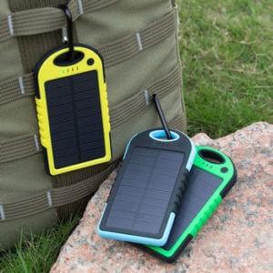 Солнечный внешний аккумулятор - особенности выбора